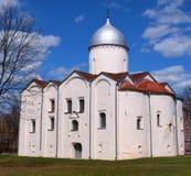 Old church in Novgorod Stock Photos
