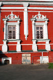 Old church in Novodevichy convent in Moscow. Stock Image