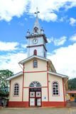 Old church in an old parish. It´s a awesome church in an old parish royalty free stock images