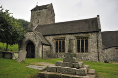 The Old Church, Penallt Royalty Free Stock Photos