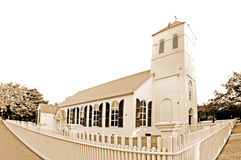 Old Church in Pensacola Florida Royalty Free Stock Photos