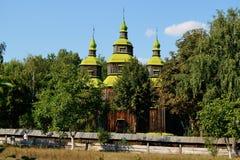Old church in Pirogov museum Stock Photo