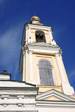 Old church in Ples town, Russia. Stock Photo