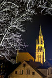 Old church in Poland Royalty Free Stock Photography