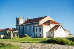 Old church in Portugal Stock Photos