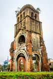 Old church. At Quang Binh province, Vietnam Royalty Free Stock Photo