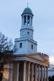 Old church in Richmond Stock Photography