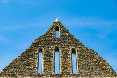 Free Old Church Roof Of Battle Abbey Stock Photo - 158900590