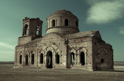 Old church ruins Royalty Free Stock Photos