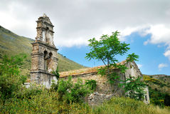 Old Church Ruins Royalty Free Stock Photography