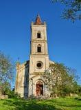 Old church ruins Royalty Free Stock Image