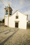 Old church in rural area of Portugal Royalty Free Stock Image
