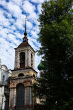 Old Church in Russia Stock Photo