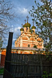 Old Church in Russia Royalty Free Stock Images