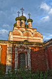 Old Church in Russia Royalty Free Stock Image