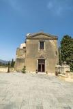 Old church  in Savoca, Sicily Stock Photos