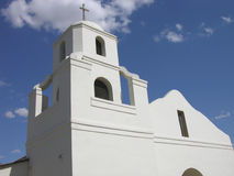 Old Church, Scottsdale Stock Photos