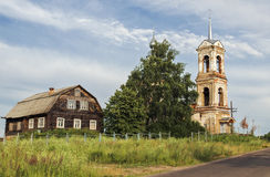 The Old Church Stock Photography