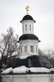 Old church in Sergiev Posad, Russia. Royalty Free Stock Photo