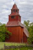 Old church at Skansen Royalty Free Stock Photos