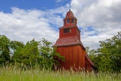 Old church at Skansen Stock Photo