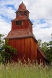 Old church at Skansen Stock Image
