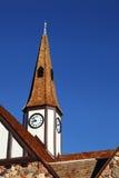Old Church Steeple Stock Photo
