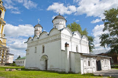 Old church in Suzdal Stock Image