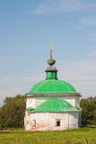 Old church in Suzdal Stock Photography