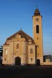 Old church in Swakopmund Royalty Free Stock Photo