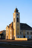 Old church in Swakopmund Royalty Free Stock Image