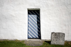 Old church in Sweden door Royalty Free Stock Image