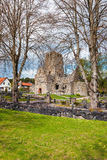 Old church in Sweden. Royalty Free Stock Photo