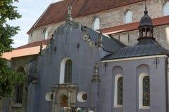 Old Church in Tallinn Royalty Free Stock Image
