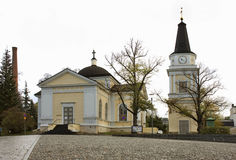 Old Church in Tampere. Finland Stock Images