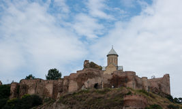Old church in Tbilisi Royalty Free Stock Images