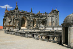 Old Church in Tomar Stock Image
