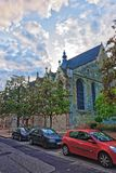Old Church in Tours in Indre et Loir of Loire Valley Royalty Free Stock Photography