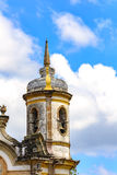 Old church tower Royalty Free Stock Photography