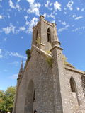 Old Church Tower Stock Images