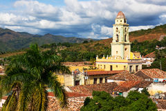 Old church in Trinidad Stock Photography