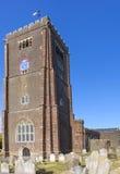 Old Church Upper Brixham Devon England UK Royalty Free Stock Photography