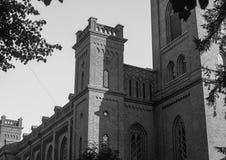 An Old Church. A church in Vaasa, Finland royalty free stock photography