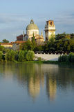 Old church in Verona, Italy Royalty Free Stock Photos