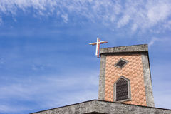 Old Church Watch Tower Royalty Free Stock Photos