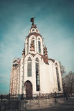 The old Church Royalty Free Stock Photos