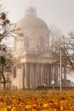 Old church in the willige Royalty Free Stock Photos