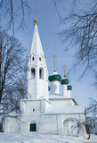 Old church in winter Stock Photos