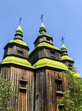 Old church wooden Royalty Free Stock Images