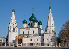 Old church in Yaroslavl Royalty Free Stock Photography